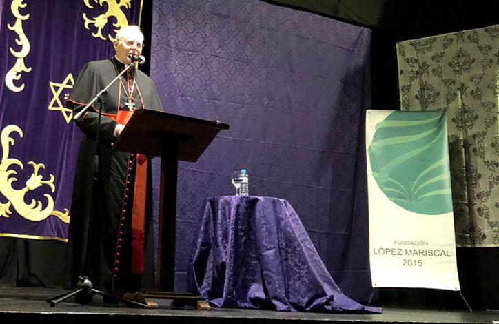 Conferencia de Monseñor Carlos Amigo Vallejo en XII Jornadas por la integración