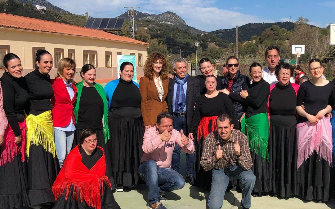 Clausura del proyecto El Arte en la Sangre en Ubrique