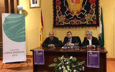 Conferencia Antonio Sanz Cabello en Ubrique